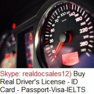Skype: realdocsales12) sell high quality fake passports, genuine passport for sale, buy real and fake passport online, buy documents online, buy fake